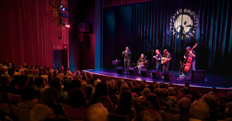 Lunasa at RCC the CenterStage