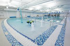Renovated RCC pools
