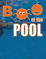 Boo at the Pool